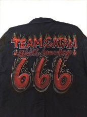 画像3: TEAM SATAN x EXPANSION NY CUSTOM MADE COACH JKT (3)