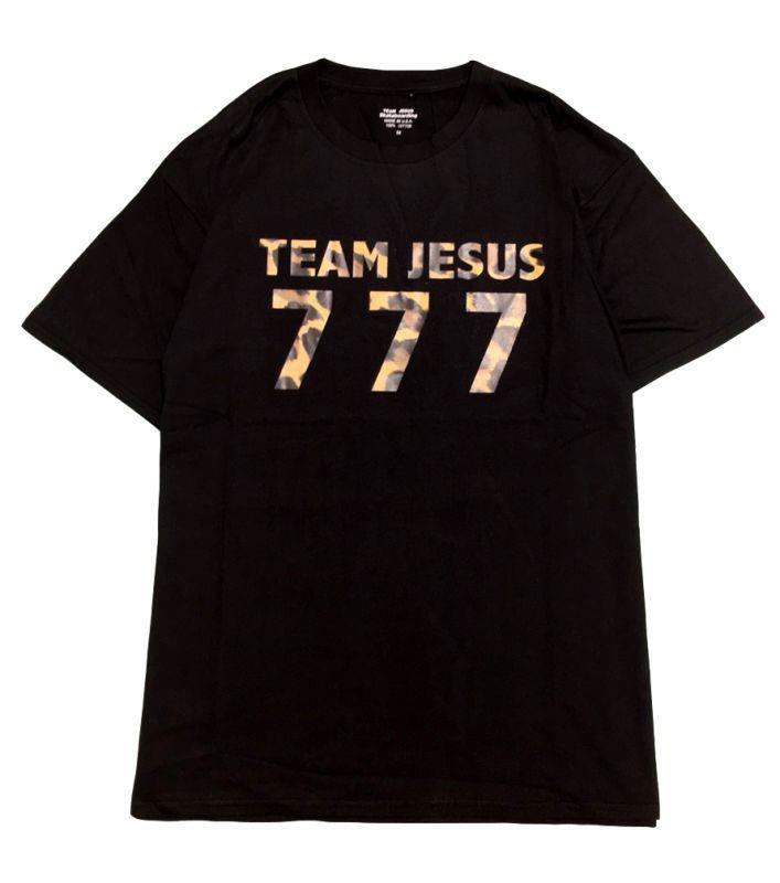 画像1: TEAM JESUS SKATEBOARDING S/S TEE SHIRT (1)